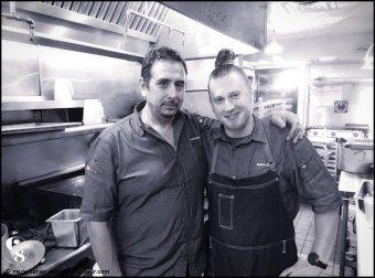 Chef James Montejano, Chef Stephen Gage