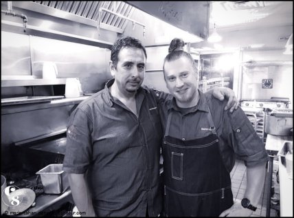 Chef James Montejano, Chef Stephen Gage