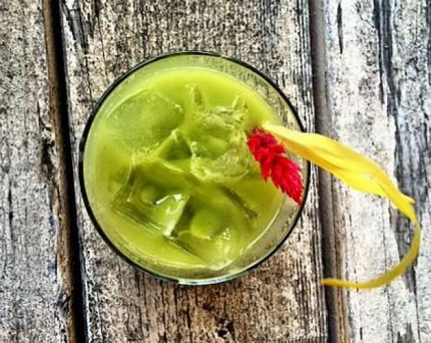 Avocado Cocktail: The Verde