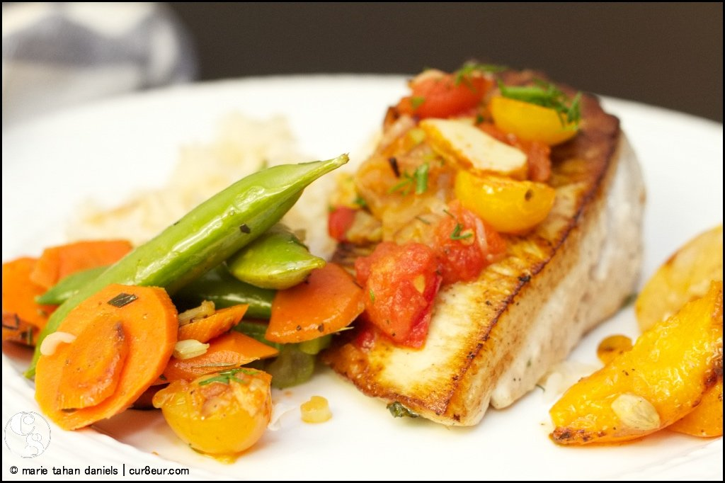 Monchong Fish, Catalina Offshore, Recipe,