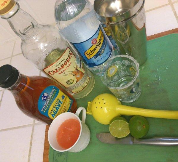 Paloma-ingredients