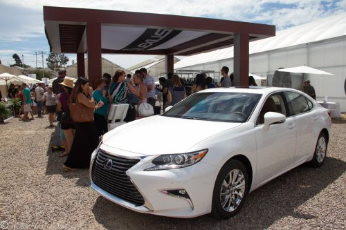 Lexus of San Diego; San Diego Restaurant Week Launch Party 2015, Encinitas CA at Go Green Agriculture