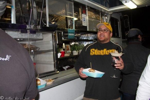 Chef Keoni Simmons
