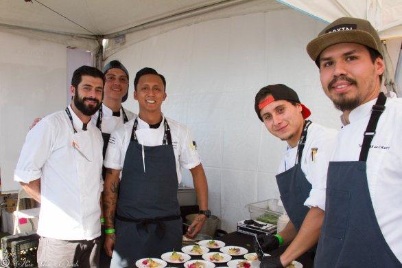 Chef Phil Esteban - Cork and Craft