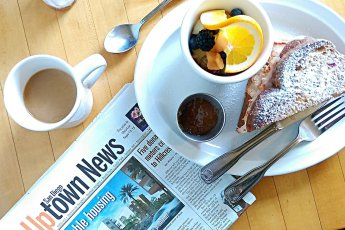CARDAMOM CAFE, North Park, San Diego's Best Breakfast,
