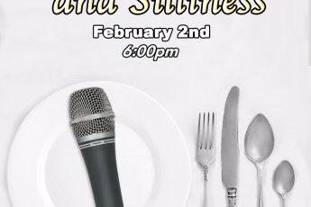 Serious Food & Silliness with Hanis Cavin, Rich Sweeney, and more at Mad House Comedy Club