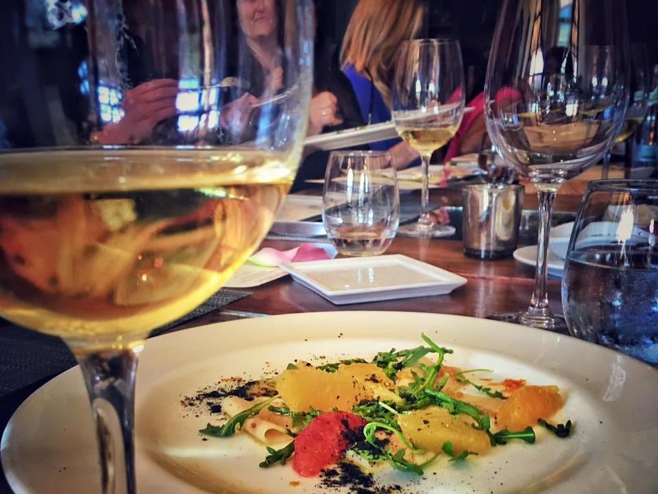 Cured Swordfish belly, Chef Accursio Lota, Solare Ristorante, Point Loma, San Diego dining