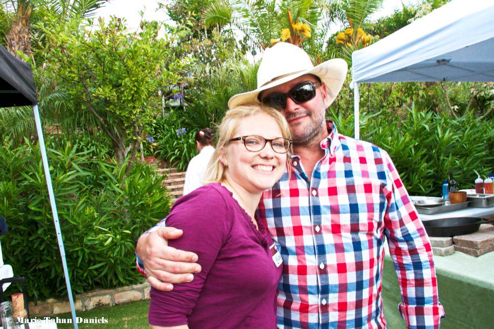 Farmers Alysha Stehly & Jack Ford