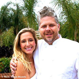 J.m. Woody Van Horn (Bracero Cocina) & Vanessa Van Wieren