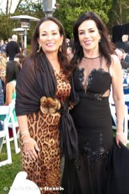 Gala Chair & hostess Joan Waitt & Gala Chair Deborah Marengo
