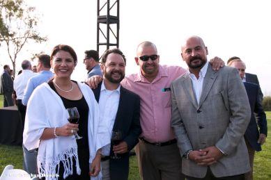 Vero Romas, Roman Gonzalez, Mark Lane