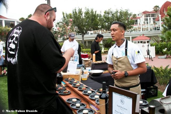 Chef Phillip Esteban, Cork & Craft