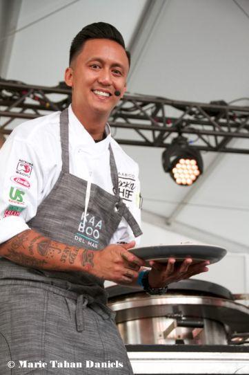 Chef Phillip Esteban