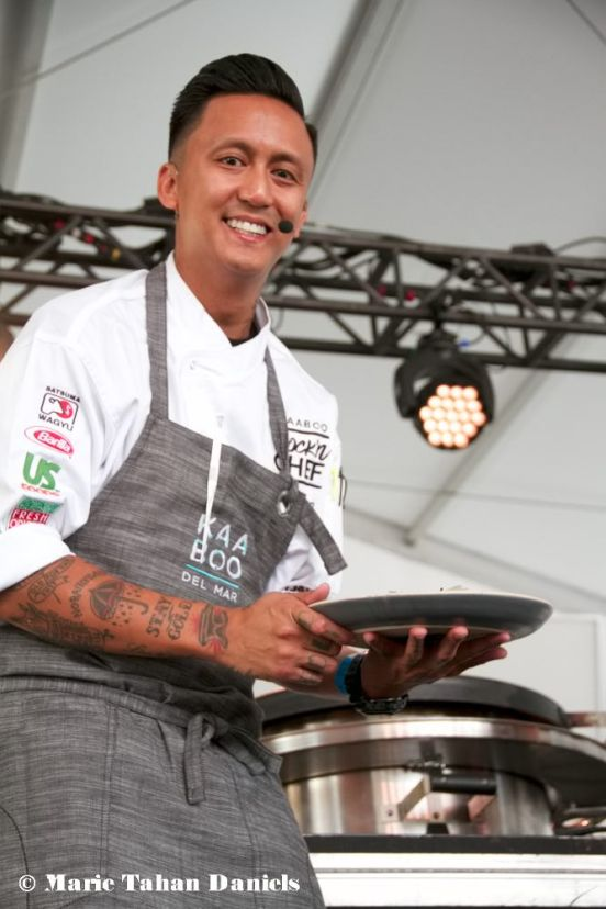Chef Phillip Esteban