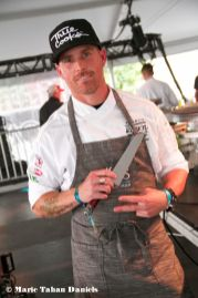 Chef Steve Brown