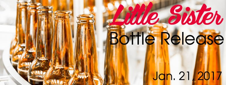 BOTTLE RELEASE, BITTER BROTHERS, SAN DIEGO