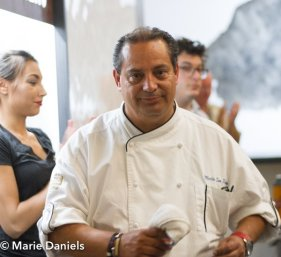 Chef Martin San Ramon, Dobsons, Pedreval, baja chefs, baja chef network, bitter brothers brewing, san diego, charity event, feeding san diego