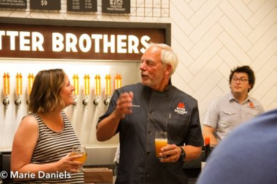 baja chefs, baja chef network, bitter brothers brewing, san diego, charity event, feeding san diego