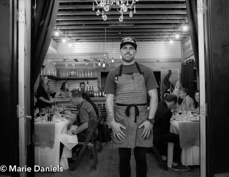 Chef Steve Brown, Cosecha SD