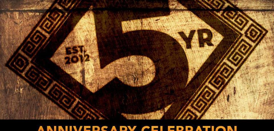 Meze Greek Fusion, 5 Yr Anniversary, San Diego, Gaslamp Quarter