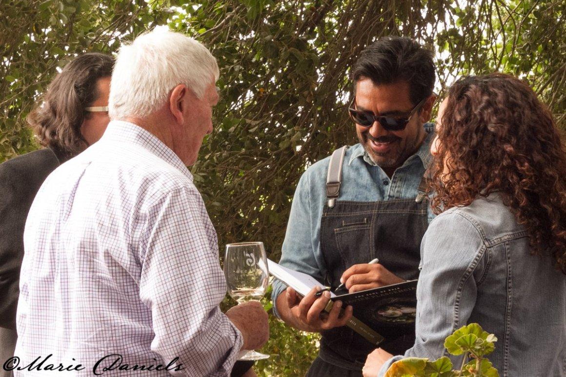 A Cookbook, New Milestone for Chef Javier Plascencia