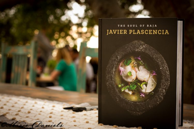 the sould of baja, cookbook, javier plascencia, valle de guadalupe, baja, san diego, book release