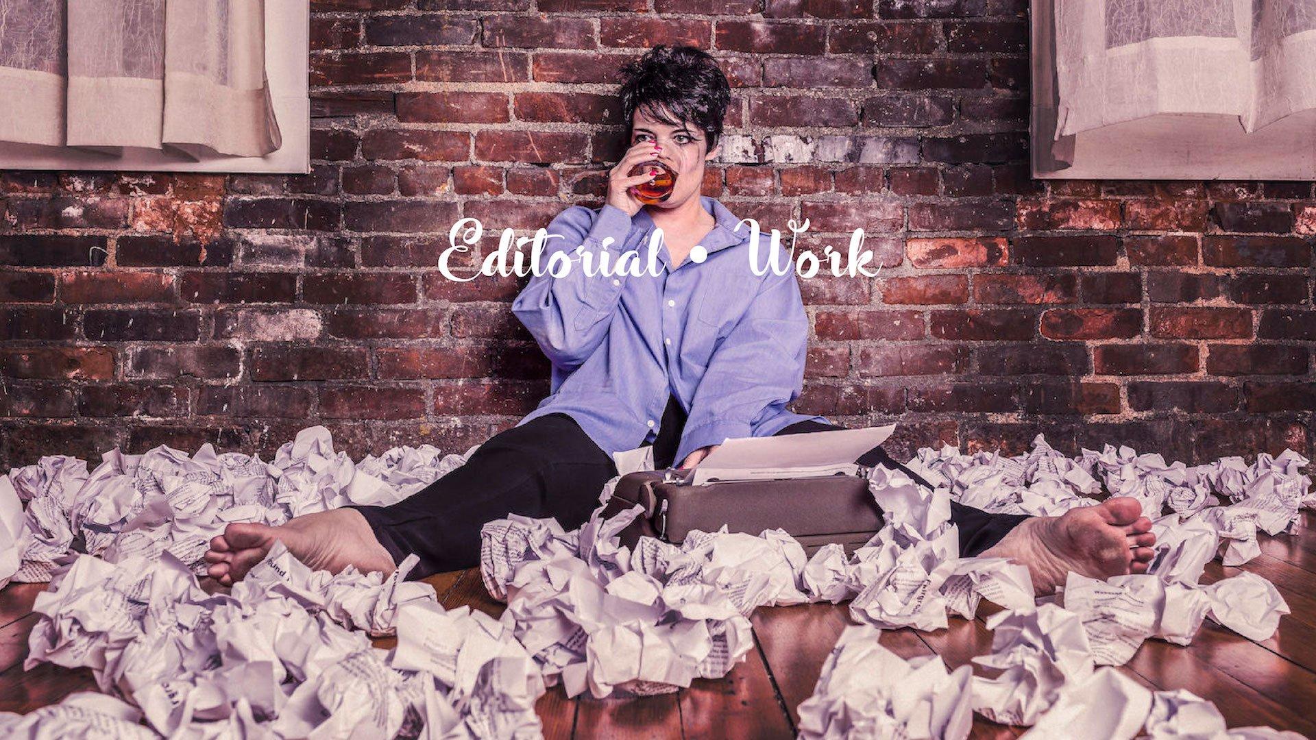 work life, editorial,