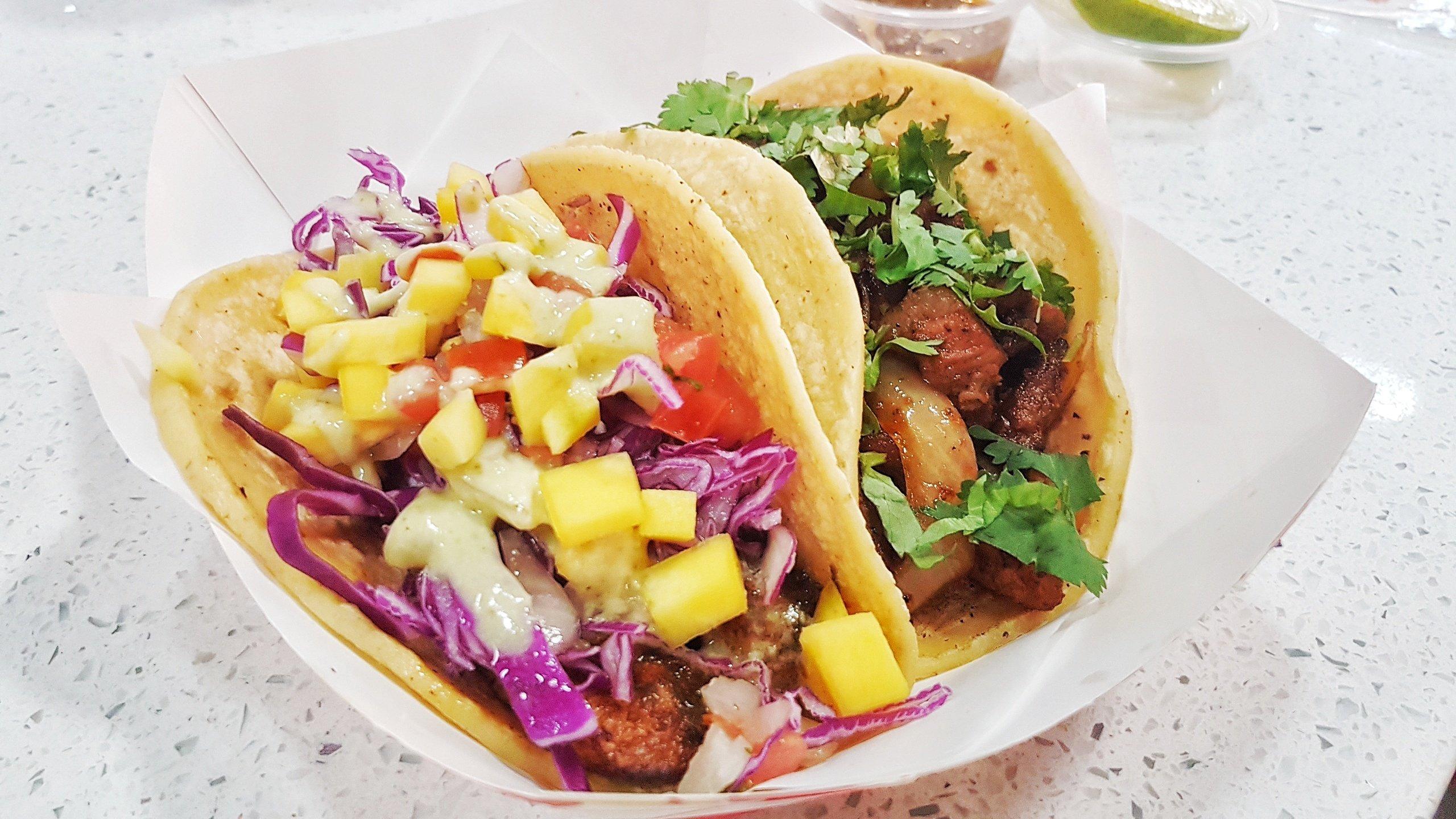 Street Tacos, La Vecindada, San Diego