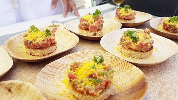 Beef Tartare, San Diego Eats, Feeding San Diego