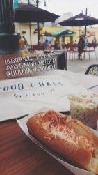 Lobstah Roll, Wicked Maine Lobster