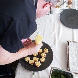 Chef Jason McLoed