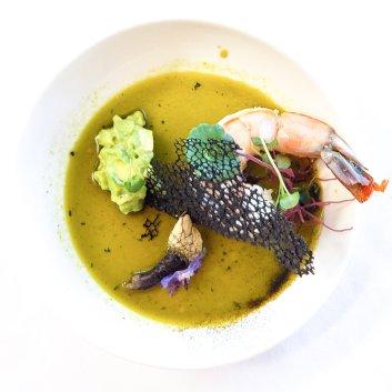 Percebes & Wild Mexican Shrimp | Chef Javier Plascencia