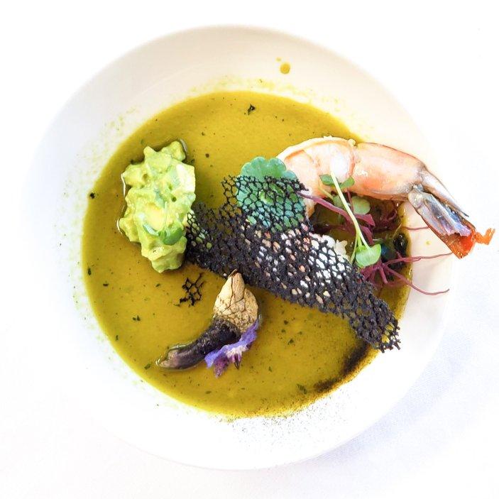 Percebes & Wild Mexican Shrimp   Chef Javier Plascencia