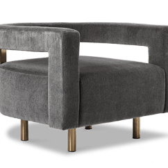 Contemporary Accent Chair Fold Out Bed Furniture Friday 10 Modern Chairs We Love And How Ve 2 Weiman Modena Lounge