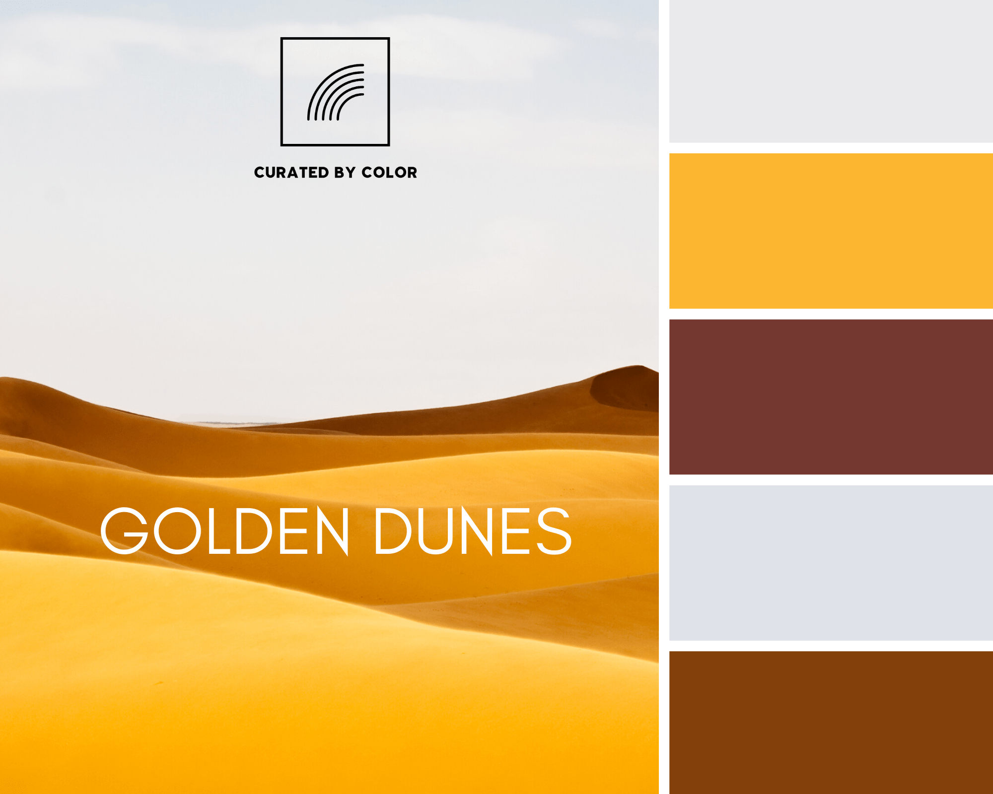 Golden Sand Dunes nature outdoors shadows sun tranquil landscape nature earth tone color palette