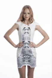 Lalabazaar: Printed Dress
