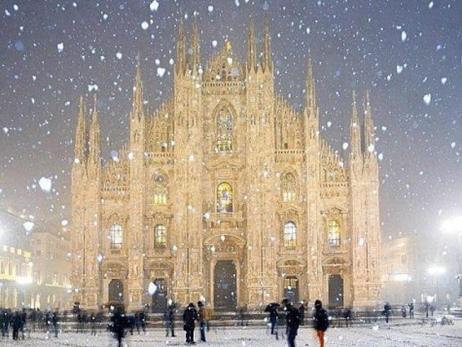Milan Cathedral Duomo di Milano