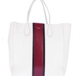 White Designer Tote Bag – Rochas  $1223.49
