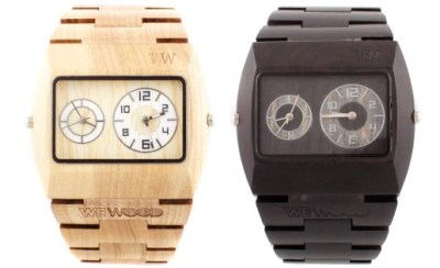 Unique WeWOOD Organic Wood Watches