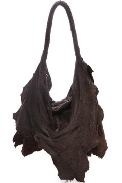 Brown hobo bag leather Bag From CC Skye
