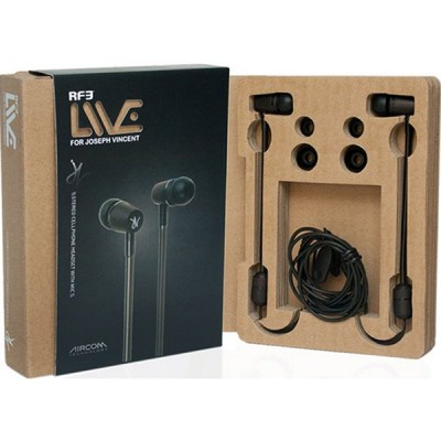 Wooden Earbuds Review RF3 LIVE