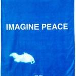 Art Production Fund Yoko Ono Beach Towel – Limited Edition $98 FREE SHIPPING