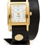 Gold Watch & Interchangeable Watch Strap Set – La Mer Collection  $150  FREE WORLDWIDE SHIPPING