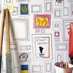 Taylor & Wood Frames Unique Bespoke Wallpaper $45 a roll