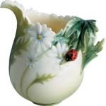 Unique Creamer Franz Collection Porcelain Review $84