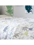 Children's Dinosaur Duvet Bedding For Twin Beds