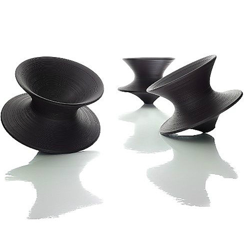 Artistic Chair Design Thomas Heatherwick Spinning Chair
