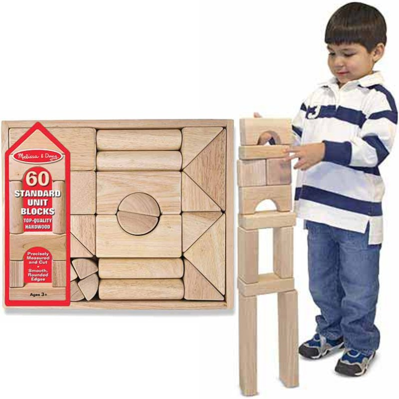 Imagination Toys Wooden Building Blocks For Kids
