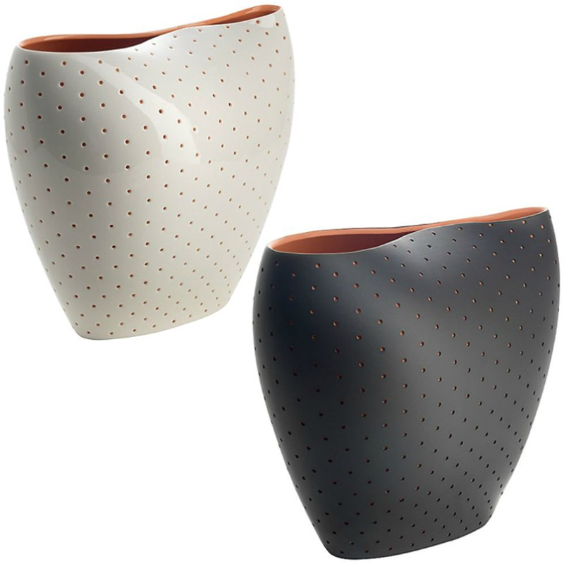 Doriana & Massimiliano Fuksas Designed Unique Flower Vase