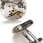 Limited Edition Mens Vintage Watch Movement Cufflinks